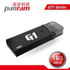 ^! 欲購從速^!   Panram品安 OTG GT1 高速跑車碟^(黑^)USB3.0