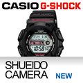 集英堂写真機【全國免運】CASIO 卡西歐 G-SHOCK G-9100-1JF GULFMAN 灣人系列 // 黑色 / 平輸 / 一年保固