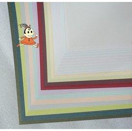 A4~浮雕 炫麗紙 2號~250磅~~不同於原本的新色,豐富您更多的靈感