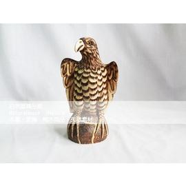 老鷹 雕刻 木雕 擺飾 裝飾品 峇里島風 火烤 燒烤 ~自然屋 ~