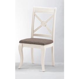~台中承鑫~卡蜜拉餐椅^(米白色^)^(01CM451~6SB08^)餐椅 吧椅 椅