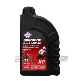 FUCHS 福斯 SILKOLENE 賽克龍 PRO 4 XP 10W40全合成酯類