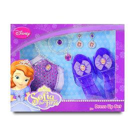 蘇菲亞華麗妝扮組 蘇菲亞 公主系列 化�蛬R會 變裝 Disney 迪士尼 伯寶行