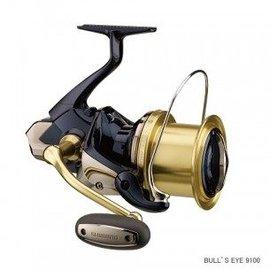 ◎百有釣具◎SHIMANO BULL'S EYE 9100/9120磯遠投輕量捲線器~萬元以內 正日製讚!