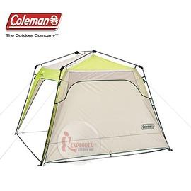 探險家露營帳篷㊣CM-7216美國Coleman 快搭遮陽帳邊布圍布 (灰) 296*185 (單片販售) 適用CM-7214