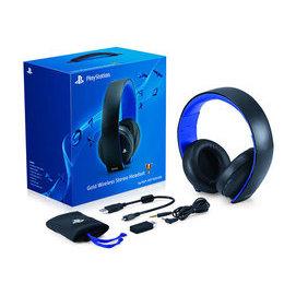 普雷伊《SONY PS4 PS3 PSV Wireless Stereo Headset