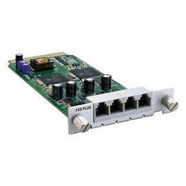 ~上震科技~居易科技 DrayTek 4 port FXO Plus 語音 機模組 ^(V