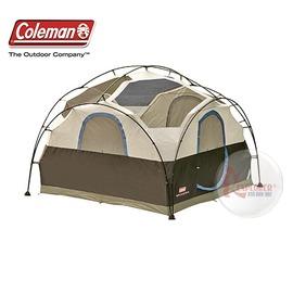 探險家露營帳篷㊣CM-7219美國Coleman 派對帳/300專用配件 吊掛內帳 快扣式內掛帳 遮陽帳