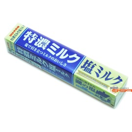 【吉嘉食品】UHA味覺 特濃8.2鹽味牛奶糖條 1條37.5公克45元,另有牛奶糖條糖{4902750954502:1}