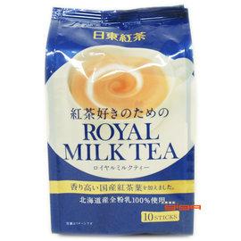 【吉嘉食品】日東紅茶 皇家奶茶 1包14公克*10入130元,日本進口,另有抹茶歐雷{4902831502417:1}