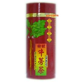 【吉嘉食品】台灣 特級牛蒡茶 1罐380公克245元,另有高山茶(紅茶),青草茶{4717048760044:1}