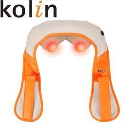 KOLIN 歌林 3D溫熱揉捏肩頸按摩器 KMA-LN003