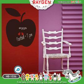 壁貼 兒童房 店面 佈置 DIY 創意 黑板貼 蘋果 送粉筆10支【HH婦幼館】