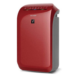 SHARP 全新高濃度自動除菌離子空氣清淨機 FU-D50T (紅色-R) **免運費**