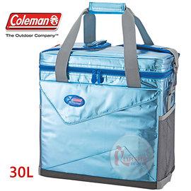 探險家戶外用品㊣CM-3441美國Coleman 30L Xtreme極冷保冷袋 軟式摺疊冰箱行動冰箱/冰桶/保冷箱