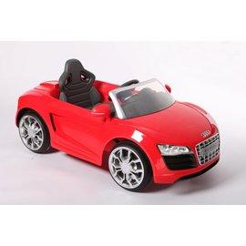 【店面購買5480元】『CK10-2』AUDI奧迪R8電動車/遙控/兒童電動車(紅)【商標、設計、版權經過奧迪授權】