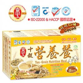 ~京工~可可營養餐~奶素食30g^~30包 盒