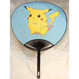 Pokemon Monsters^(神奇寶貝^) 手拿扇  製  497125500488