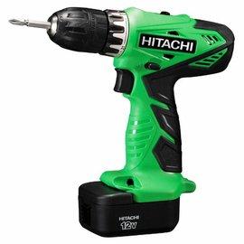 Hitachi日立 12V充電式起子電鑽DS12DVC★22段扭矩調定★可正逆轉★可變速度