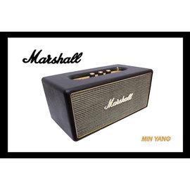 【民揚樂器】藍芽喇叭音箱 Marshall STANMORE 重低音 80瓦 黑