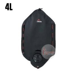 探險家戶外用品㊣MS-57057 美國MSR 4L強化型水袋 野炊 溯溪 水壺 露營 登山 水袋 適用 濾水器