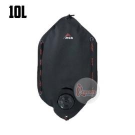 探險家戶外用品㊣MS-57059 美國MSR 10L強化型水袋 野炊 溯溪 水壺 露營 登山 水袋 適用 濾水器