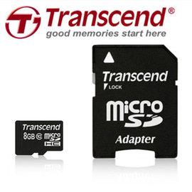 ~上震科技~Transcend 創見 microSDHC UHS~I 8GB Class1