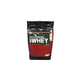 Optimum Nutrition 100% Whey Protein 低热量乳清蛋白10磅 夹链袋装