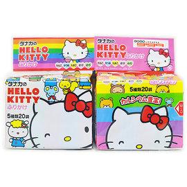 【吉嘉食品】Hello kitty 凱蒂飯友 1包48公克20入95元,日本進口,另有煙燻鱈魚肝{4904561032806:1}