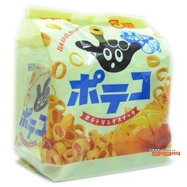 【吉嘉食品】東鳩 手指圈圈餅 1包120公克5入95元,日本進口{4901940030538:1}