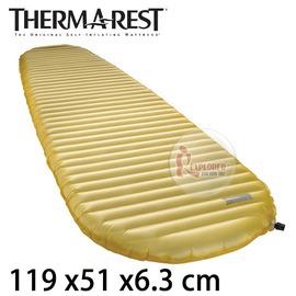 探險家戶外用品㊣CD-06645 美國THERMAREST 頂級超輕充氣睡墊 (半身) 自動充氣床墊 登山 露營