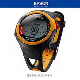 摩比小兔~EPSON SS-701T 腕式GPS手錶 專業型 鐵人手錶 運動錶 訓練紀錄錶 熱量計算錶