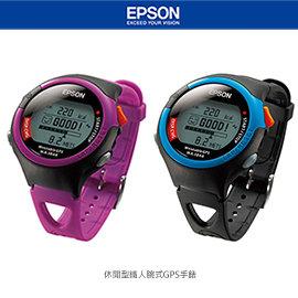 摩比小兔~EPSON SS-301P/310B 腕式GPS手錶 休閒型 鐵人手錶 運動錶 訓練紀錄錶 熱量計算錶
