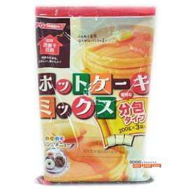 【吉嘉食品】日清 蛋糕鬆餅粉 1包600公克125元,日本進口,另有森永德用鬆餅粉,玉米粉{4902110341126:1}