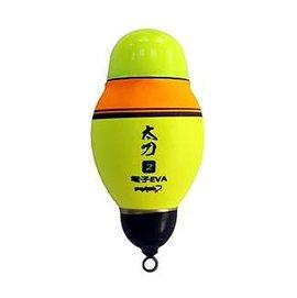 ◎百有釣具◎太平洋POKEE PARTS 電子太刀EVA 電子浮標~  綠/紅色 -  隨機出貨