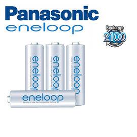 Panasonic 國際牌 eneloop 3號AA 可充2100次 2000mAh充電電
