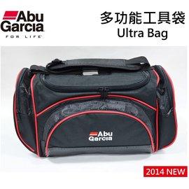 ◎百有釣具◎瑞典ABU  Ultra Bag 多功能工具袋~實用簡單的設計,超大的置物空間