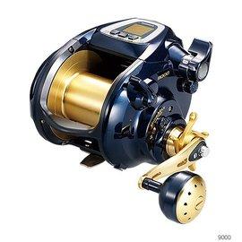 ◎百有釣具◎SHIMANO 電動丸 BEAST  Master 9000 頂級強力電動捲線器~~ 限量送日本原裝YGK 500米PE線
