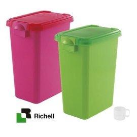 貝果貝果  Richell ~上掀式保鮮桶 飼料桶~10kg, 3.5kg