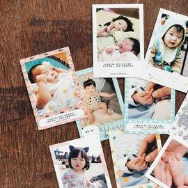 ~印簿玩~EZ拍拍卡 ~ 拍立得、小巧尺寸,記錄 、分享 !Instagram、手機照片剛