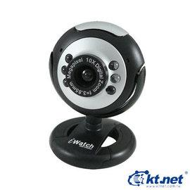 ktnet iWatch 5000萬 攝影機  視訊 電腦視訊 ipcam 6LED燈 線