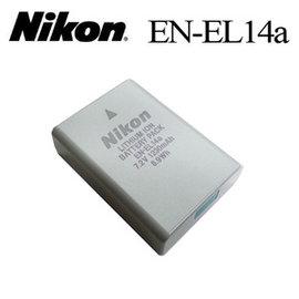 ~PC~BOX~Nikon EN~EL14a 相機電池for:Nikon P7000 P7