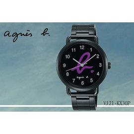 ~時間道~むagnes b~錶め唯獨b顯示面 腕錶 大  VJ21~KX30P BG803