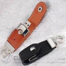 銳利客  小牛仔皮革 USB隨身碟 32GB 可刻字 客製化禮贈品
