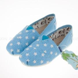 Treasure ~兒童 懶人舒適 真皮鞋墊 帆布鞋- (K8140505) -特價630元(含運)《新動力》