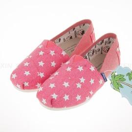 Treasure ~兒童 懶人舒適 真皮鞋墊 帆布鞋- (K8140520) -特價630元(含運)《新動力》
