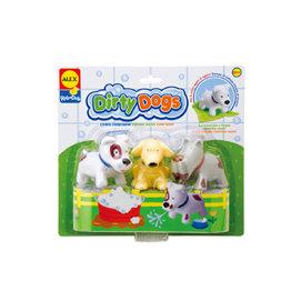 【紫貝殼】『ALEX102』【美國ALEX】愛洗澡的小狗 825