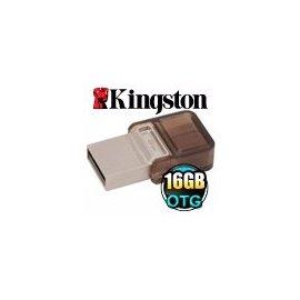 金士頓 Kingston DataTraveler microDuo 16G OTG 迷你