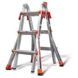 小巨人 萬用工作梯5尺-M13★一把梯子五種用途 24種變化 成人的百變金鋼