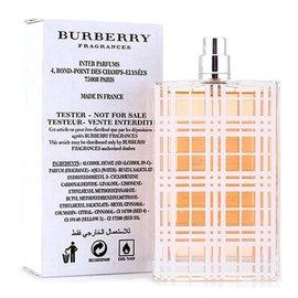 Burberry Brit 風格女性淡香水100ml(Tester) (無蓋)